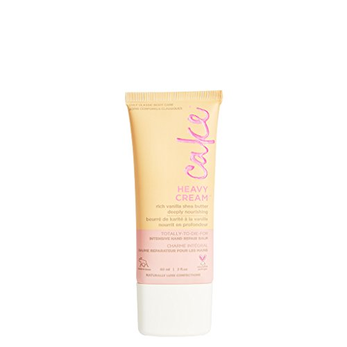 (Cake Beauty Heavy Cream Intensive Hand Repair Balm, 2 Ounces)