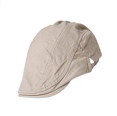 Sombrero y con Sombrero adelante de Mujer Pasabideak Viaje Retro de Algodón Hombre hacia B6xwdxfAq