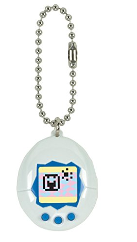 (Tamagotchi mini, White/Blue)
