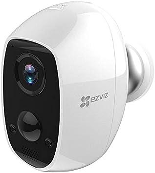 Opinión sobre EZVIZ 303100908 Camara IP WiFi C3A White