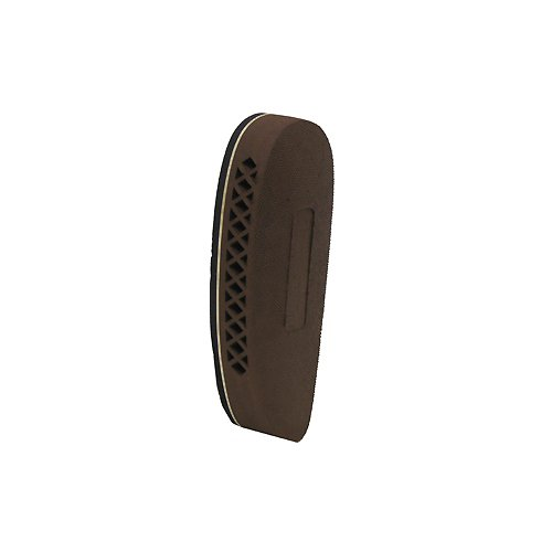 Pachmayr F325 Deluxe Field White Line Pad, Brown, Small Field Recoil Pad