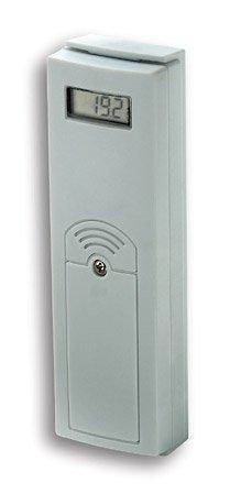 wei/ß 30312090 inkl Batterie TFA Temperatur Display Sender