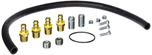 Trans-Dapt 1220 Oil Filter Relocation Kit by Trans-Dapt Performance (Image #1)