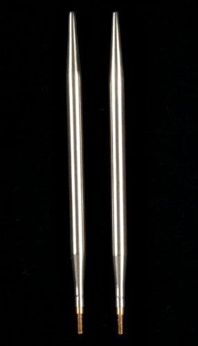 13cm HiyaHiya Interchangeable Needle Tips 5 inch 10mm HISSTINTIP5-15 Sharp Steel Size US 15