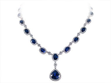 with products white three pendant genuine il charms chillatto diamond floral sapphire and ideal gold blue fullxfull an necklace gift
