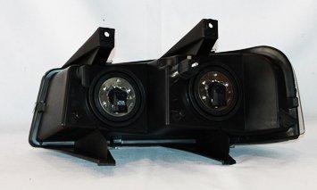 TYC 20-6581-00 Chevrolet//GMC Passenger Side Headlight Assembly