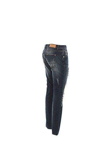 Jeans Donna Toy G 38 Denim Nicolas Autunno Inverno 2016/17