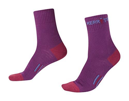 Kerrits, Paddock Sock, Purple, One Size