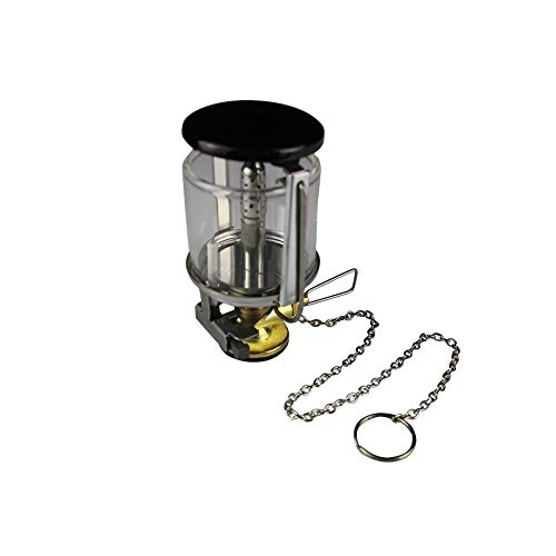 COREYCHEN Outdoor Camping Small Gas Lamp Camping Heater Mini Portable Camping Lantern Gas Light Tent Lamp Torch Hanging Lamp