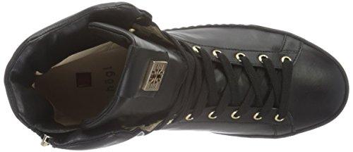 Högl 2-10 0360, Baskets Basses Femme Noir (100)