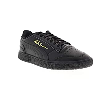 Puma Men's Ralph Sampson Lo Fashion Sneakers Puma Black/Puma Black/Puma Black 12