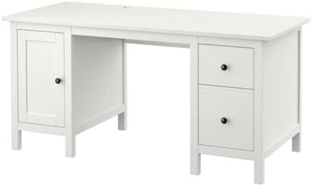 Ikea Office 30210.141723.612 - Escritorio de Oficina, Color Blanco ...