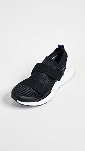 adidas by Stella McCartney Women's Ultraboost X Sneakers, Black/Grey/Collegiate Navy, 3.5 M UK