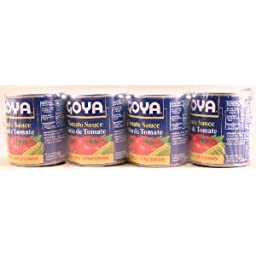 Goya Tomato Sauce 8 Each 8 Oz Cans