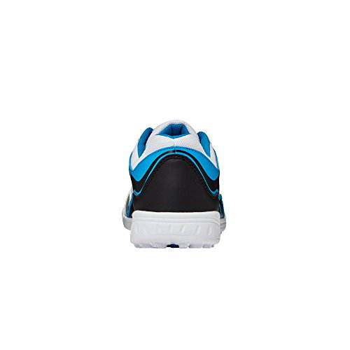 Gunn & Moore Unisex Kids' Hero All-Rounder Cricket Shoes Multicolour (Blue/Black Blue/Black) IyZxy