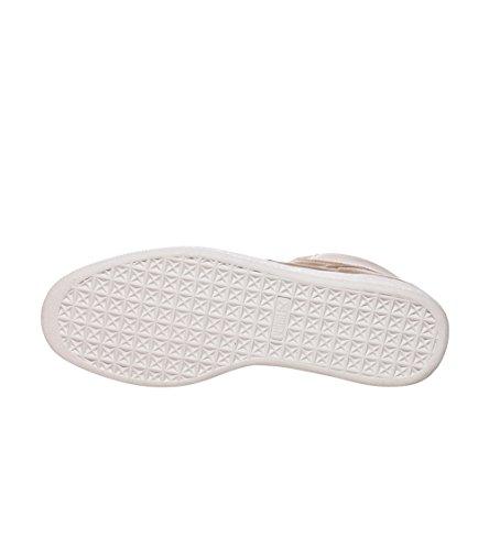 PUMA 356996 Unisex Suede Mid Classic Nat Calm 2 Shoes