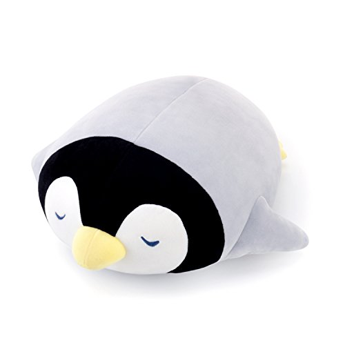 Me Too Sleeping Penguin Dolls Super Soft Crystal Plush Cotton Baby Pillow Toys Gifts 14''