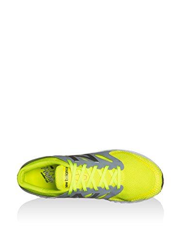 New Balance Herren Fresh Foam Boracay V2 Sneakers, Gelb Gelb / Grau