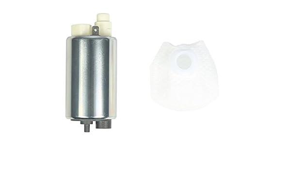 Bomba de gasolina combustible inyeccion para Kawasaki Ninja ZX-10R ZX10R Intank Fuel Pump 2008-2014 49040-0049 49040-0030 UC-T35