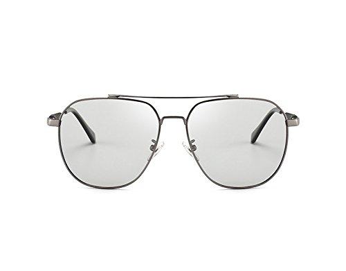 Anti baianf UVA couleurs femmes avec changeant à Pêche intelligente des Chameleon Lunettes lunettes Lunettes soleil Gun Outdor UV pour soleil polarisées équitation HD de Sunglasse hommes de Anti de soleil rpOwr7q