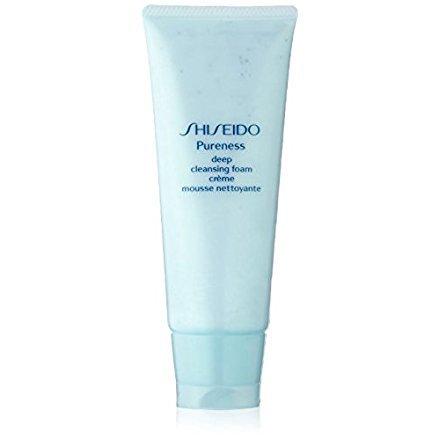 - Shiseido Pureness Deep Cleansing Foam,3.6 oz / 100 ml