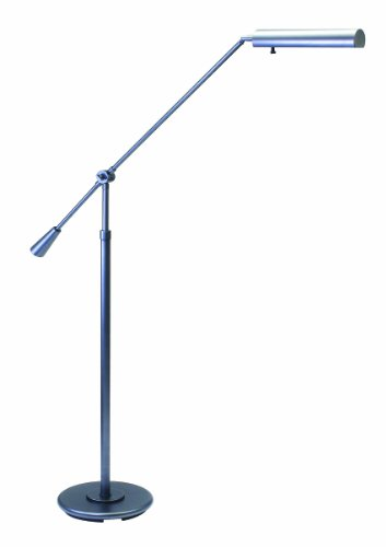 Adjustable Lamp Grand Piano (House of Troy FL10-GT Counter Balance Collection 54-Inch Adjustable Grand Piano Lamp, Granite)