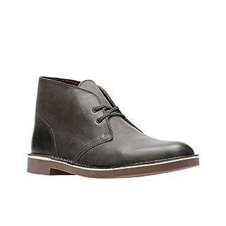 "CLARKS Men's Bushacre 2"" Casual Boots Grey Leather 14 M (B00UWJ396Q) | Amazon price tracker / tracking, Amazon price history charts, Amazon price watches, Amazon price drop alerts"