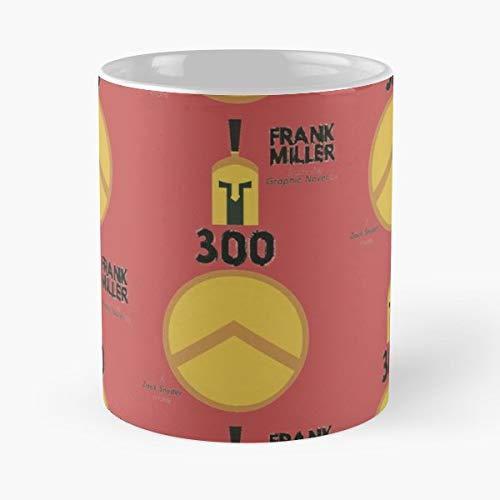 300 Three Hundred Minimal Movie Poster Zack Snyder - Best Gift Ceramic Coffee Mugs 11 Oz]()