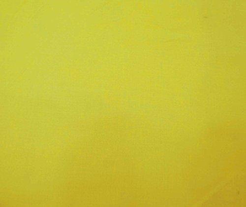 Yellow Solid Designer Cotton Opaque 40