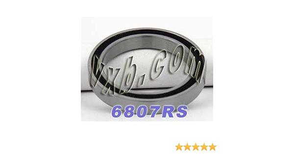 6807RS Bearing 35mm x 47mm x 7 mm Metric Bearings VXB