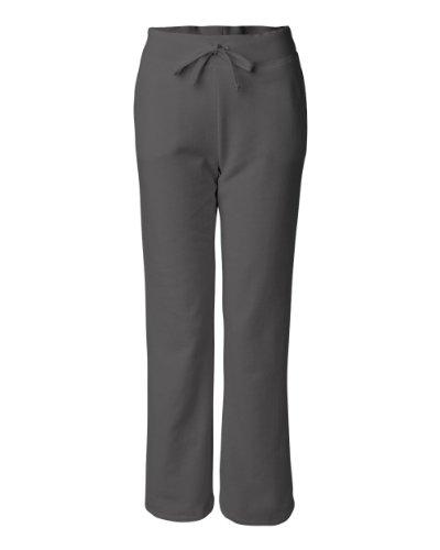 Mix Maglietta 75 Sportivi Charcoal 50 50 pantaloni Da Fondo Ml G184fl Donna Aperto UwIgqpw4