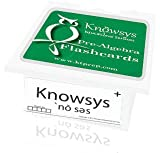 Knowsys Basic Genius Pre-Algebra Flashcards, Knowsys Educational Services LLC, Dr. Sheila Griffith, Kevin Griffith, 1940362148