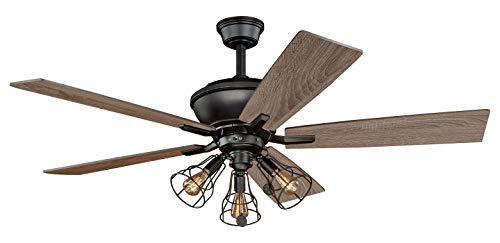 Clybourn 52In. Ceiling Fan from Vaxcel International