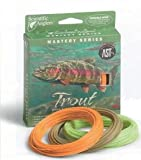 Cheap Scientific Anglers Mastery Trout Dry Tip Fly Line DT6F Dark Willow