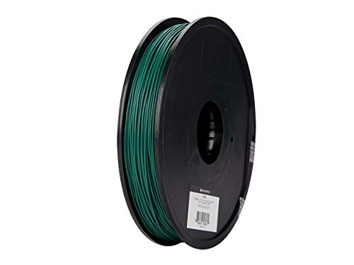- Monoprice PLA Plus+ Premium 3D Filament - Green - 0.5kg Spool, 1.75mm Thick | Biodegradable | Same Strength As Standard ABS | For All PLA Compatible Printers