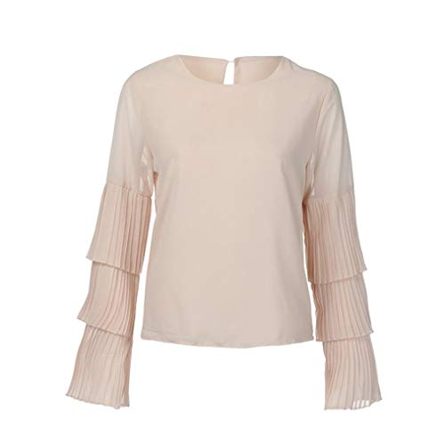 Vin Femmes Sweat Shirt Top Rouge Loose Longue Capuche Capuche DContract Shirt Manche vzFzq