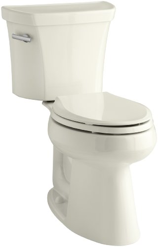 Kohler K-3889-96 Highline Comfort Height 1.28 gpf Toilet