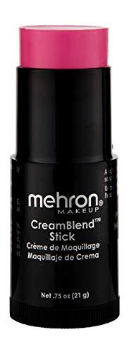 Mehron Makeup CreamBlend Stick (.75 oz) (PINK)]()
