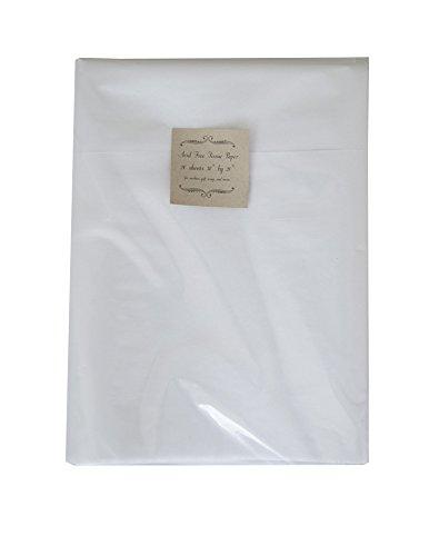 "hobbyland usa Acid Free Tissue Paper ph Neutral 20 Sheets 20""x30"""
