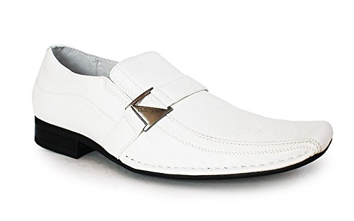 Delli Aldo M-19231 Mens Loafers Dress Classic Shoes w/Leather Lining…