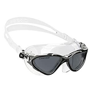 Cressi Adult Swim Goggles with Long Lasting Anti-Fog Technology – Planet: made in Italy