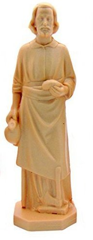 (Religious Gifts Saint Joseph Statue Home Seller Kit with Prayer Card and)