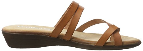 Leather Gel Women's Sandals Dress Piel Té Planta 160473 Rosso Sandalia Cuero xPFPvqfAw