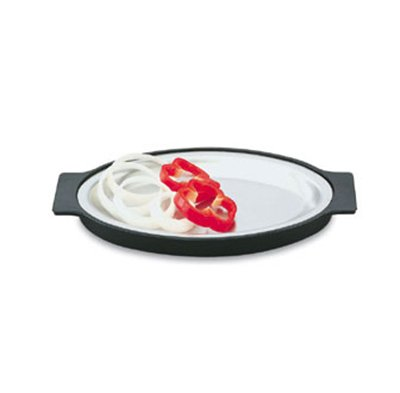 Vollrath Oval Platters - Underliner Oval 13 3/4 X 8 5/16 Inch - 12 Per Case