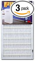 3M Filtrete FAPF03 Air Cleaning Filter Replacement Package Of 3