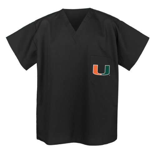 - Miami Scrubs Tops Shirts LG- UM Men Ladies