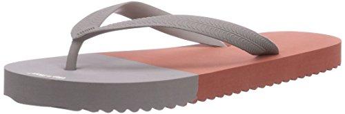 flip*flop - Sandalias de caucho para mujer Mehrfarbig (862 clay/alpes)