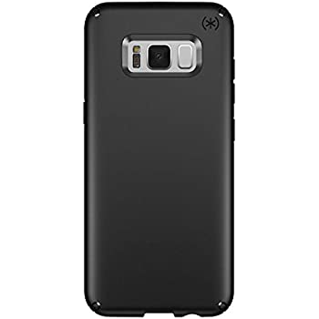 amazon com speck products presidio clear cell phone case forspeck products presidio cell phone case for samsung galaxy s8 black black