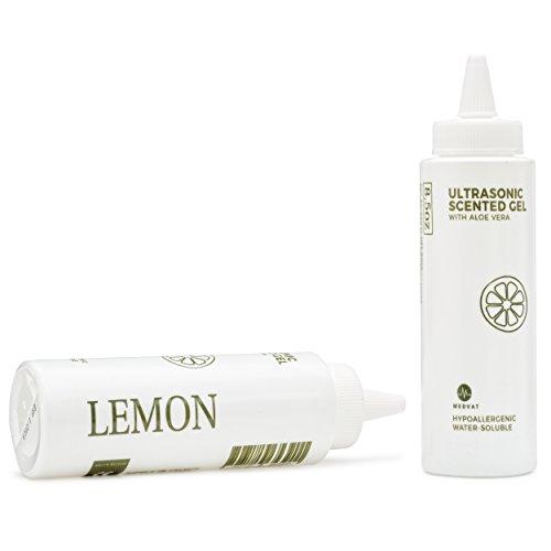 Medvat Clear Transmission Gel - Lemon Scented - 8.5 oz Bottle ()