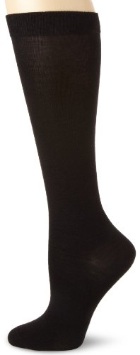 Terramar Adult Thermawool Sock Liner (Small, Black)